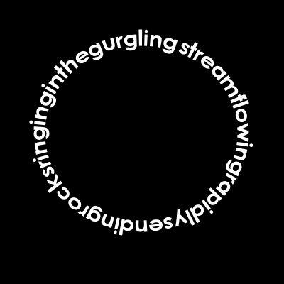 Circle poem