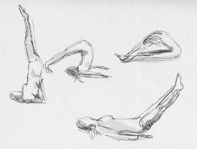 gesture drawings 2