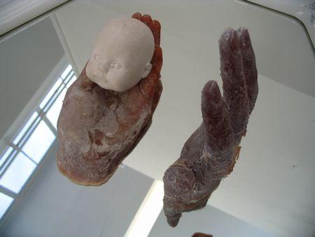 Ophelia sculpture