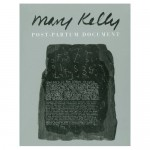 Mary Kelly's book 'Post Partum Document'