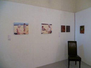 My work in Vision On, 2011